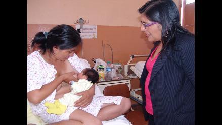 La mejor opción para los bebés: Lactancia materna exclusiva