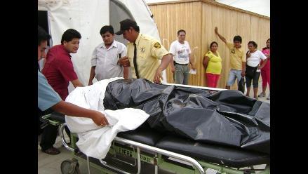 Joven muere tras chocar su moto lineal contra tractor en Pisco