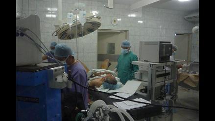 Fotovaporización con láser de la próstata