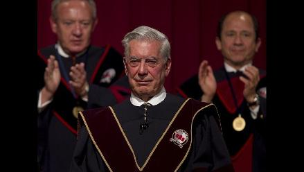 Mario Vargas Llosa recibirá doctor honoris causa en Santo Domingo