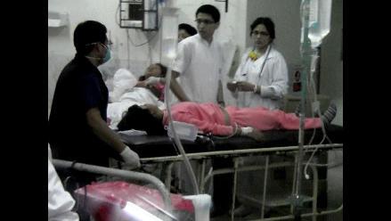 Yauli: Unos 140 trabajadores se intoxican tras comer pachamanca