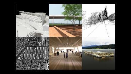 Decir arquitectura Proyectos de la Facultad de Arquitectura de la PUCP