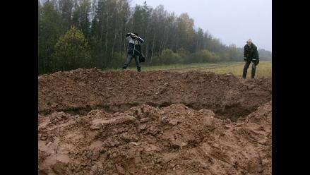 Científicos aún no ubican meteorito que cayó cerca de Toronto