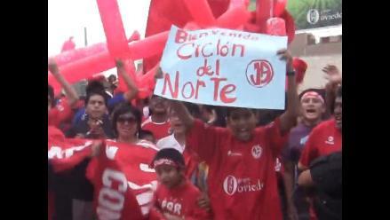 Así se vive la fiesta en Chiclayo por la llegada de Juan Aurich