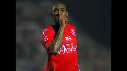 Luis Tejada quiere seguir en Aurich para enfrentar a Neymar