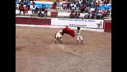 Rechazan espectáculo con animales en festival en Tacna