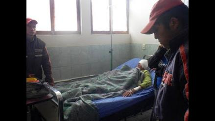 La Libertad: Joven pierde un ojo por artefacto pirotécnico