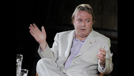 Murió Christopher Hitchens, famoso ateo autor de