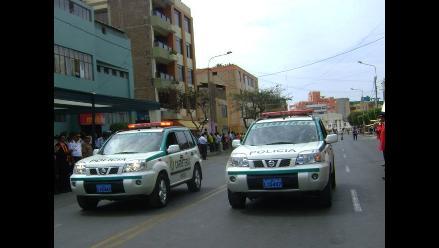 Afirman que Sutran adeuda pago a policías desde abril en Lambayeque