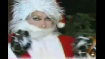 La Tigresa del Oriente se disfraza de Papá Noel por una noble causa