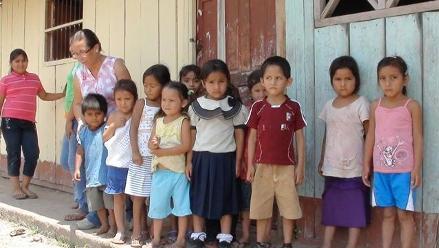 San Martín: Cobertura de atención educativa a niños alcanza el 70%