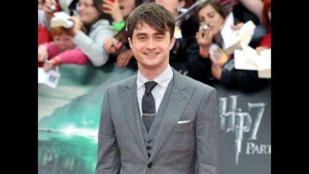 Daniel Radcliffe es el actor más taquillero en 2011, según Forbes