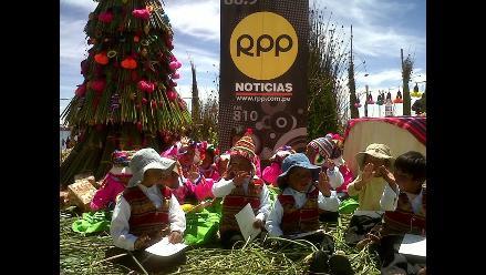 Premio Integración por Navidad en la isla Tupiri