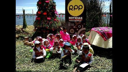 Niños de Sumita Corazón viven una Navidad especial en isla de Tupiri