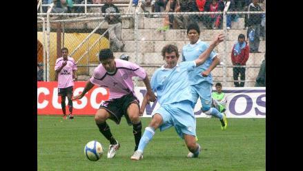 Copa Perú: Real Garcilaso iguala ante Pacífico al final del primer tiempo