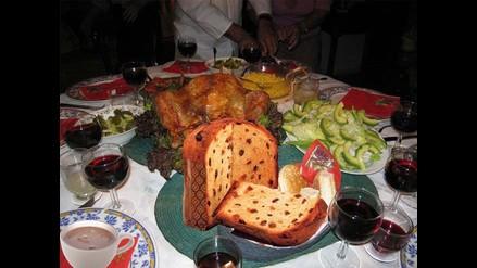 Sepa qué porción de alimentos se recomienda comer en la cena navideña