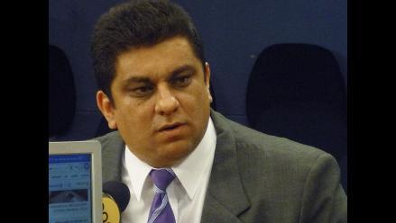 Reprograman lectura de sentencia a Carlos Raffo para el jueves 22