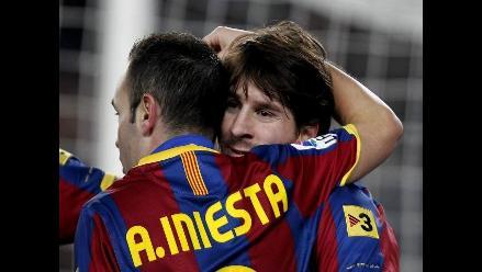Riquelme: Messi es el más grande, pero Iniesta es el que mejor juega