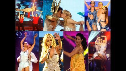 Repase los mejores momentos de la gran final de Reyes del Show 2011