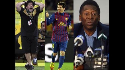 Carlos Bianchi: Lionel Messi es superior a Diego Maradona y a Pelé
