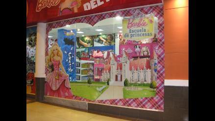 Mattel abrió primera tienda exclusiva en Perú