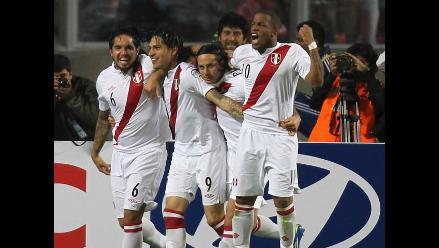 Selección peruana cerró el 2011 en el puesto 35 del ranking FIFA