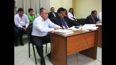 Dictarán sentencia contra el alcalde provincial de Chiclayo