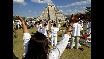 Mayas festejan inicio de último año de actual era de su calendario