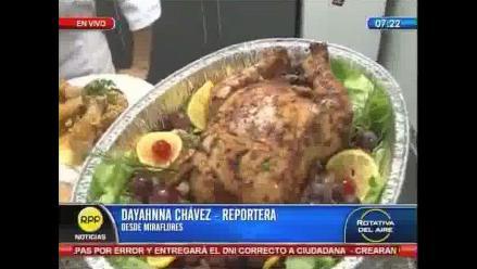 El pollón, una alternativa económica para la cena navideña