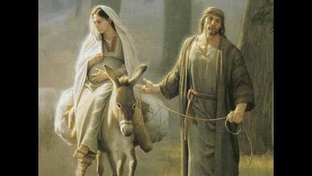 Programa Navideño: La Anunciación