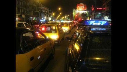 Malestar genera tráfico vehicular por Navidad en Trujillo