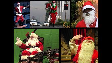 Papá Noel alrededor del mundo