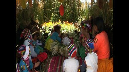 Celebración especial de la Navidad de Sumita Corazón en isla Tupiri
