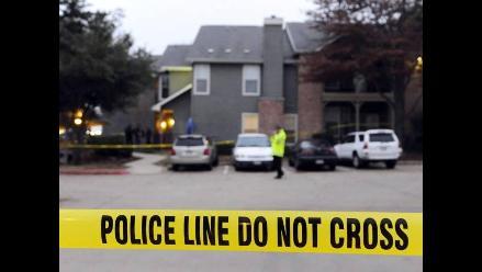 En Navidad hallan a siete personas muertas en apartamento de Dallas