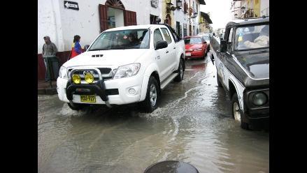 Cajamarca: Fuertes Lluvias se prolongarán hasta inicios del 2012