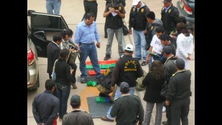 Cusco: Decomisan más de 45 kilos de PBC camuflados en auto