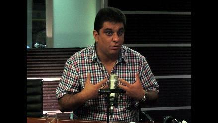 Carlos Raffo: No me pueden meter preso por ser fujimorista