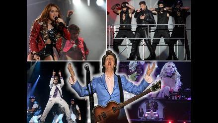 Los 20 conciertos de 2011 que quedaron en la memoria de los peruanos