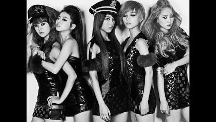 Chicas de Wonder Girls son elegidas lo mejor de KPop femenino 2011