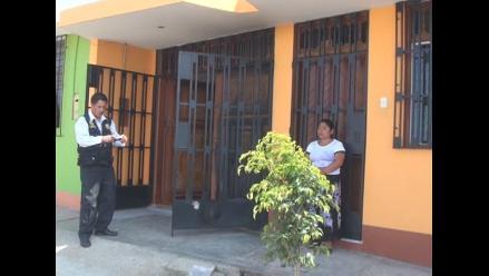 Trujillo: Delincuentes arrojan bomba molotov en casa de La Esperanza