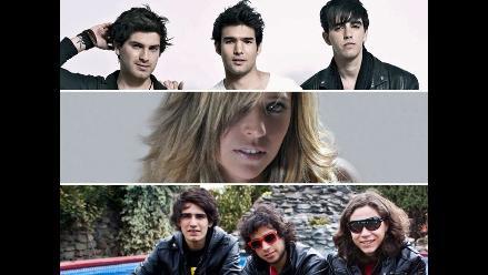 Ádammo, Anna Carina y Luddo nominados a Lo Mejor de 2011 por MTV