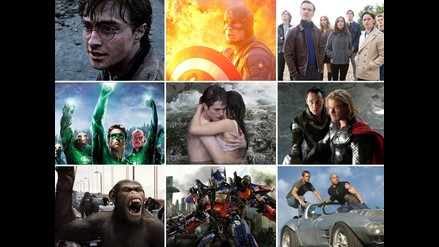 Un año de película: los estrenos más esperados en Perú en 2011
