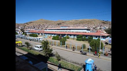 Tres bebés nacieron el primer día del 2012 en el hospital de Puno