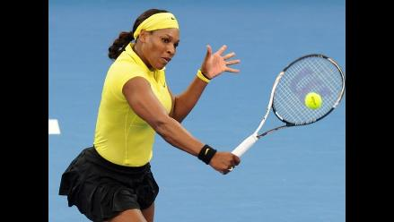 Serena Williams inicia el 2012 con triunfo en el torneo de Brisbane