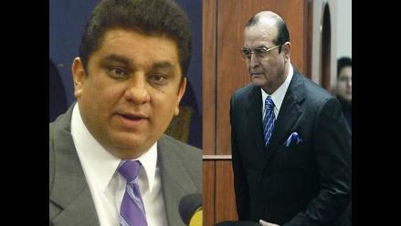 Raffo: No ser recluido en prisión representa una derrota para Montesinos