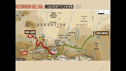 Etapa 3 de Rally Dakar llegará a San Juan en camino complejo y rocoso