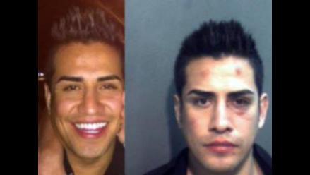 Peruano brutalmente golpeado por policía de Florida está incomunicado