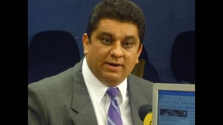 Carlos Raffo asegura que no piensa volver a la política