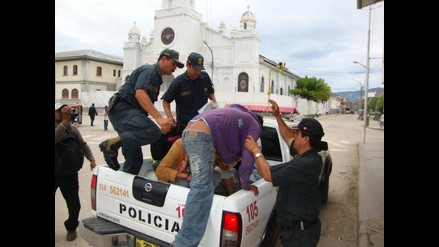 VRAE: Despiste y vuelco de vehículo policial deja 2 muertos y 8 heridos