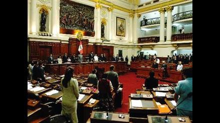 Gustavo Rondón tuvo particular presentación ante el Pleno